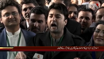 Islamabad- Murad Saeed's decision to do auction vehicles