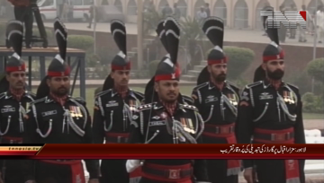 Tnn Lahore Change Of Guards Ceremony At Mazar E Iqbal