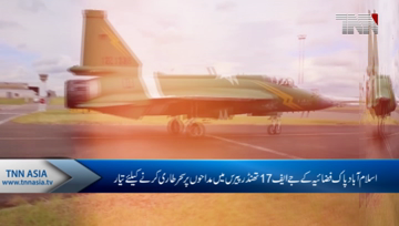 Islamabad- Pakistan's JF-17 thunder gears up to steal Paris Air Show