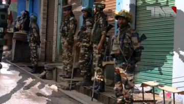 Huriyat leaders call for anti-India marches as curfew continues on 18th day