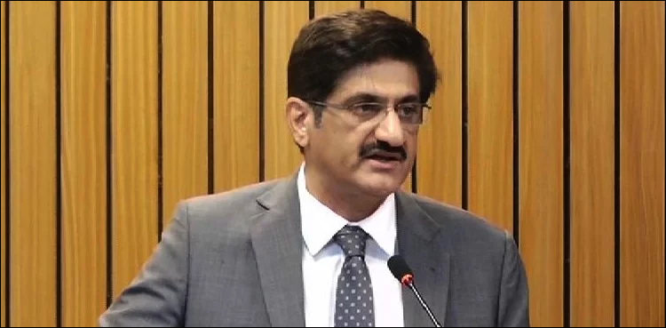 Karachi- Sindh CM denies meeting MQM target killer accused of 96 murders