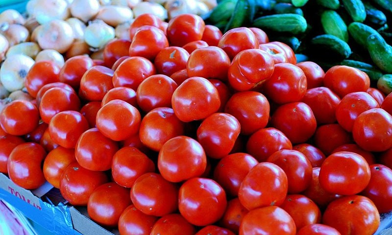 Quetta- Pakistan importing tomatoes from Iran