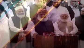 Sakhakot- Workers be prepared, I can announces Islamabad March any time, Molana Fazal ur Rehman