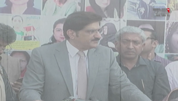 Karachi- Task force established to deal with coronavirus, CM Sindh