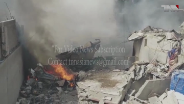 Islamabad- Federal Government announced release report of PIA Plane Crash on June 22