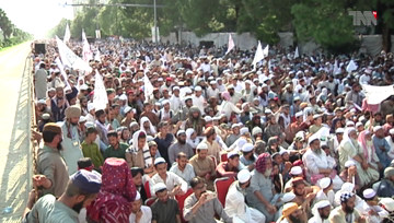 Islamabad- MSC takes out Azmat-e-Sahaba, Ahle Bayt rally