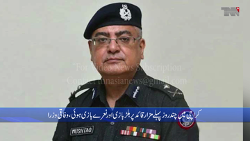 Islamabad- Shahzad Akbar questions IG Sindh's failure to register FIR after 'abduction'