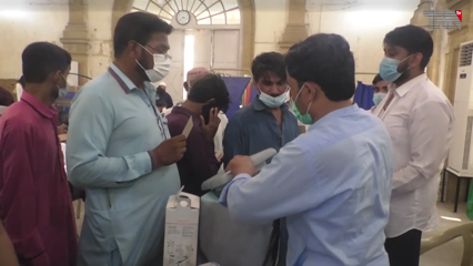Islamabad- Pakistan COVID: 941,170 Cases and 21,689 Deaths,56 more died from corona